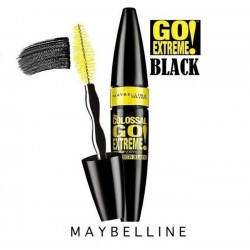 Mascara Maybelline Colossal Go Extreme Leather Black