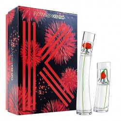 SET FLOWER BY KENZO EDP 50ml + MINIATURE 15ml