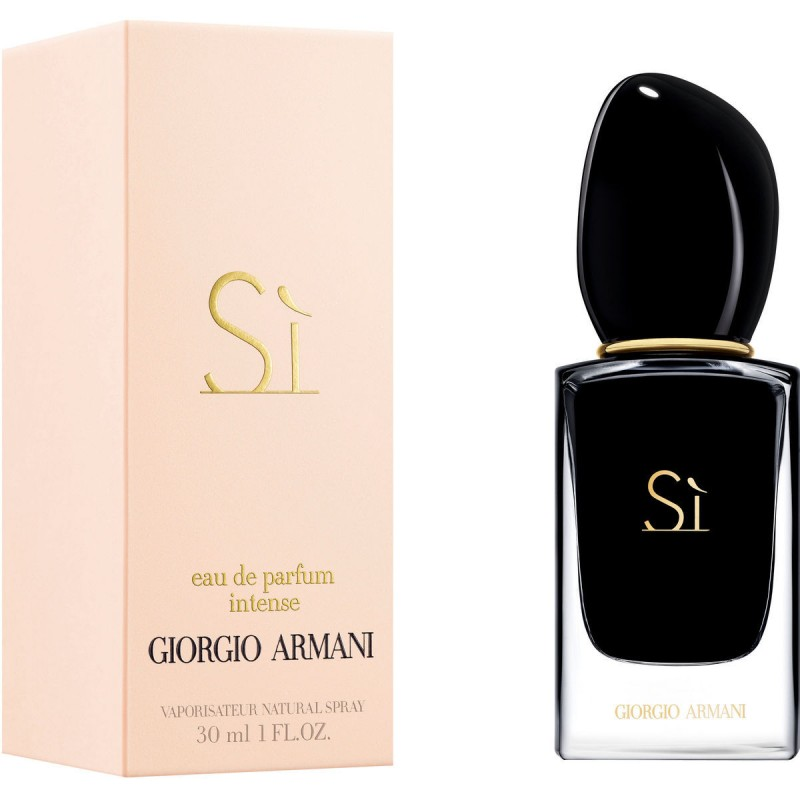 si eau de parfum intense giorgio armani as beauty shop. Black Bedroom Furniture Sets. Home Design Ideas