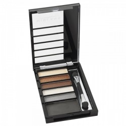 MIRLANS Paleta Nude Collection Six COD 6595