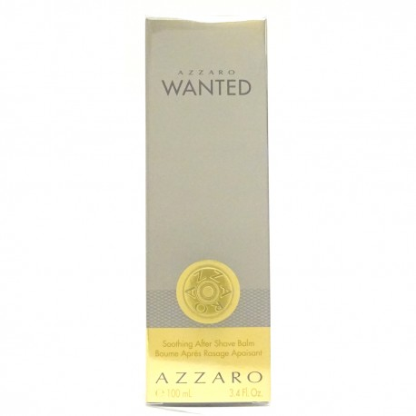 Azzaro WANTED SOOTHING AFTER SHAVE BALM 100ml