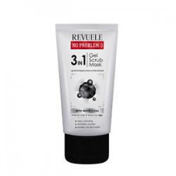 Revuele No Problem 3 in 1 Gel Scrub Mask 150g