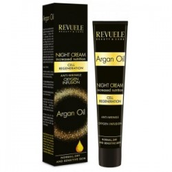 Revuele Argan Oil Night Cream Anti-Wrinkle 50ml
