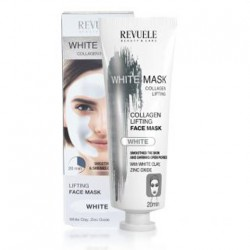 REVUELE Lifting White Face Mask Collagen Express 80ml