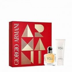 SET YOU APA DE PARFUM DE DAMA 30 ML + LOTIUNE CORP 75 ML