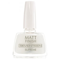 SEVENTEEN MATT FINISH TOP COAT
